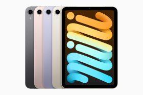 Apple發表全新 iPadmini!帶來8.3窄邊框螢幕、A15仿生晶片、USB-C埠並支援二代Apple Pencil