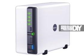Synology DS211 網路儲存設備
