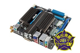 ASUS E35M1-1 Deluxe主機板