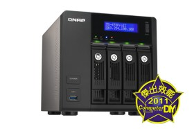 QNAP TS-459 Pro II Turbo NAS 網路儲存設備