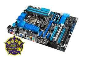 Z68平台完美效能呈現ASUS P8Z68-V主機板