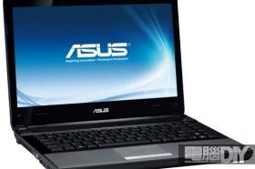 支援最新無線影像傳輸技術ASUS U41SV