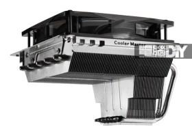 全鍍鎳散熱精品Cooler Master GEMIN II S524 CPU散熱器