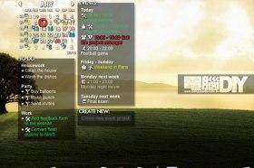 桌面軟體Rainlendar Lite V2.9