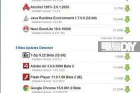 系統工具軟體Update Checker v1.038