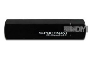 Super Talent USB 3.0 Express Duo 2-CH 16GB 隨身碟