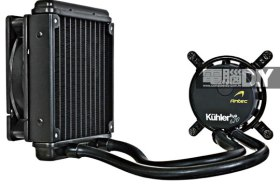 拋去繁複的安裝手續Antec KÜHLER H2O 620 CPU一體式水冷散熱器