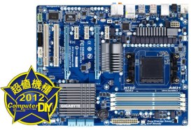 GIGABYTE 970A-UD3主機板