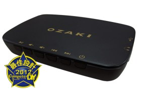 OZAKI OZ101BT 藍牙無線接收盒