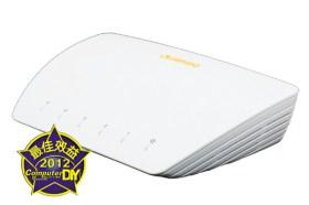 SAPIDO HF-3205 5埠網路交換器
