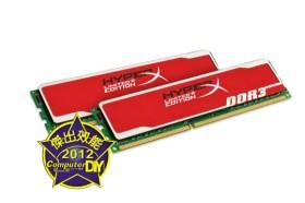 Kingston HyperX 8GB Kit閃電紅限量版