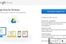 雲端硬碟服務Google Drive