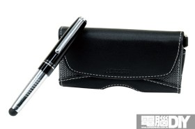 JETARA IP9000 iPhone4專用手機皮套 TP4000兩用觸控筆