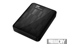 WD My Passport 2TB USB 3.0行動硬碟