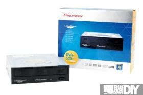 Pioneer DVR-S20L DVD燒錄機