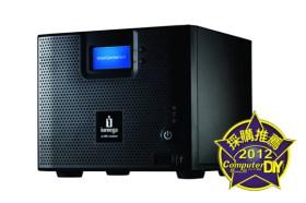 iomega StorCenter ix4-200d多媒體網路磁碟機
