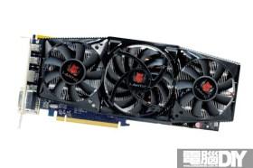 高效 低溫 靜音LANTIC Radeon HD 7970顯示卡