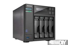 軟硬兼施 精采可期ASUSTOR AS-604T 網路儲存伺服器