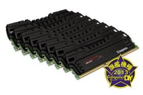 插滿八條 一次滿足Kingston HyperX Beast KHX21C11T3FK8/64X記憶體