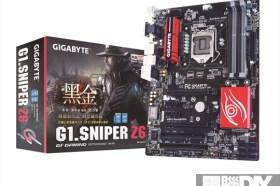 主流電競 ACT遊戲首選 GIGABYTE  G1.SNIPER Z6主機板