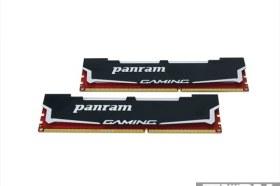 光彩奪目 為玩家而生 Panram Light Sword DDR3-2400 8GB kit 超頻記憶體