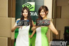 NVIDIA GeForce GTX 660 Ti顯示卡技術說明會