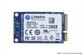 小體積、大容量 Kingston SSDNow 240GB mSATA 固態硬碟