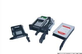 快速、便利、安全、省空間 ENERMAX EMK3105、EMK3203、EMK5201U3 硬碟抽取盒