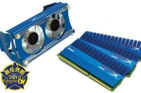 Kingston HyperX FAN DDR3-2333三通道記憶體
