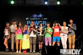 Logitech UE Power to the MUSIC耳機發表會@ Neo 19