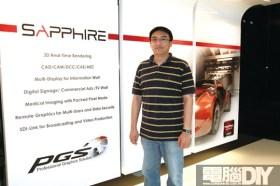 追求專業頂尖的品質SAPPHIRE堅持最佳顯示方案