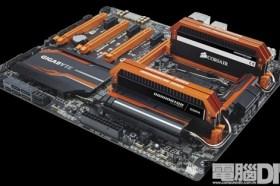 技嘉發表全新X99 Champion 系列主機板