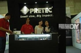 「我存,故我在」PRETEC參展2011臺北世界設計大會