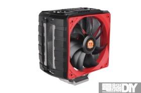 保證不干涉記憶體與供電模組!Thermaltake NiC C5 CPU散熱器