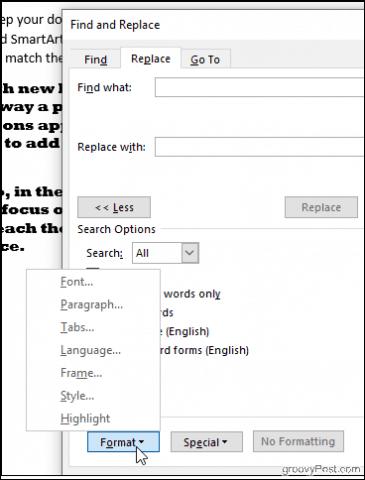 Format Mata Uang Di Ms Word : format, Menemukan, Mengganti, Format, Microsoft, Excel, Bagaimana-Untuk