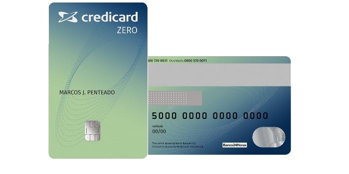 CartãCredicard 0