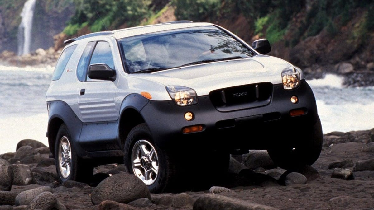 Here Are The Most Underrated Off-Roaders