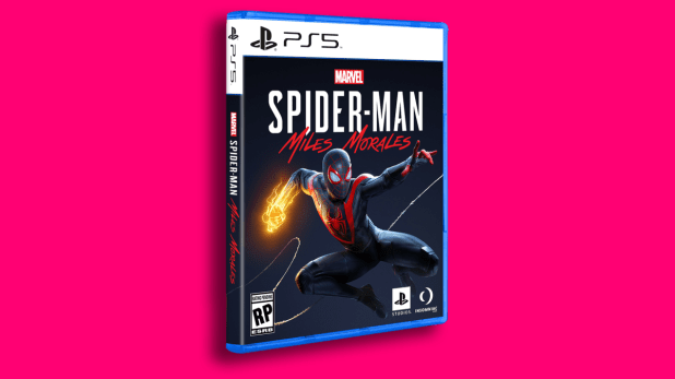 Sony Shakes Things Up, Adds Big White Rectangle To PS5 Boxes