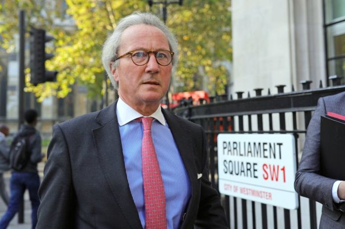 Scottish Law Officer Lord Keen Has Resigned Over Boris Johnson's Brexit Plan