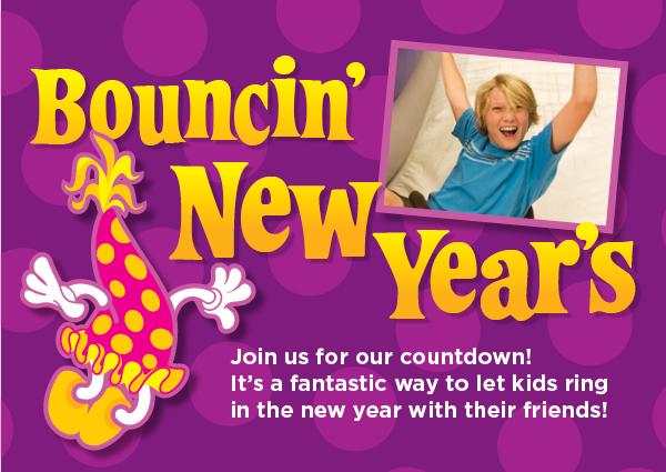 Bouncin' New Year's