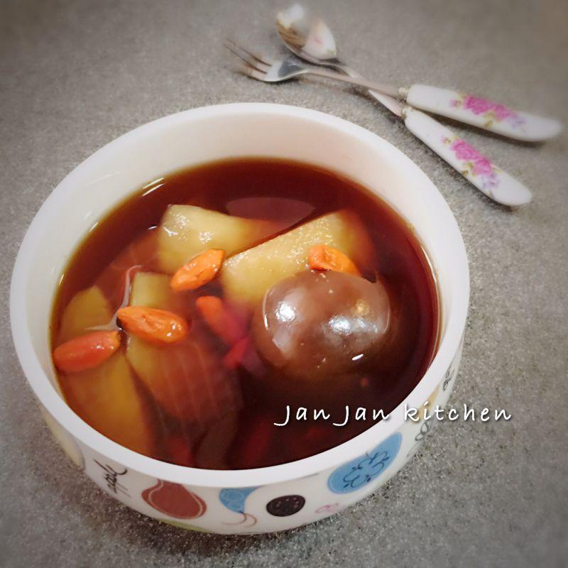 羅漢果蘋果杞子茶食譜,做法   JanJankitchen的Cook1Cook食譜分享
