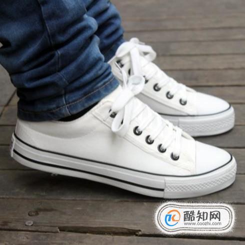 白色帆布鞋臟了怎么辦? 解決白鞋洗后泛黃問題_酷知經驗網