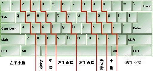 怎樣學電腦打字最快電腦新手如何快速學會打字_酷知經驗網