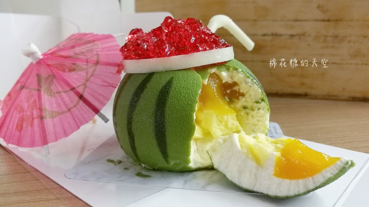 20180418222407 43 - Siang Hao · Pâtisserie・甜點,夏日西瓜,連吸管都可以吃喔!