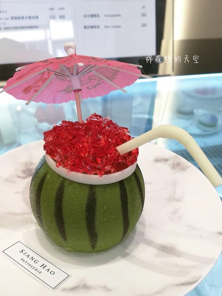 20180418222454 55 - Siang Hao · Pâtisserie・甜點,夏日西瓜,連吸管都可以吃喔!
