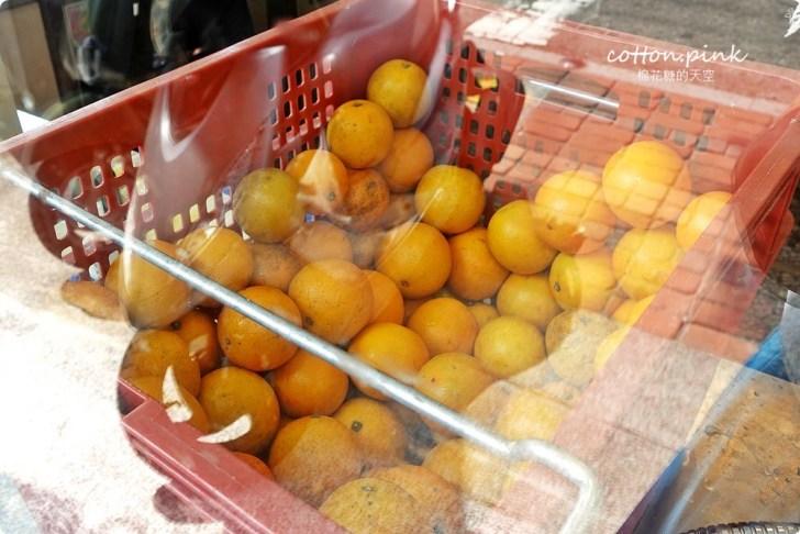 20190305074756 11 - 台中沙鹿必喝手搖飲-華得來季節限定柳橙綠現壓果汁看得到