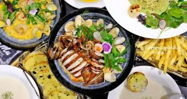 台中義大利麵推薦-高沐手作料理獨家風味真的會上癮,壽星義大利麵吃到飽喔