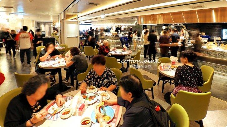 20190509211252 50 - 熱血採訪│漢來海港自助餐廳吃到飽回來囉!一開幕人潮大爆滿,沒先預約會排到哭
