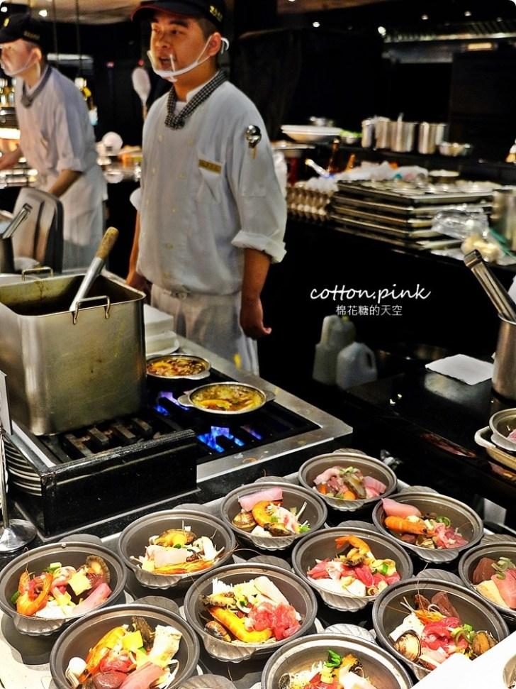 20190509211535 37 - 熱血採訪│漢來海港自助餐廳吃到飽回來囉!一開幕人潮大爆滿,沒先預約會排到哭