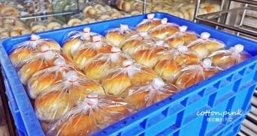 牛排小餐包這裡買!團購超夯福星食品行小圓餐包就在台中南區